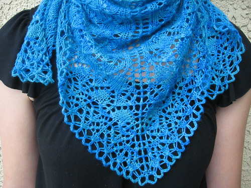 Seeds of Change Shawl