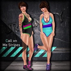 _Urbanity_ Call on Me Stripes