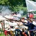 Land Battle  - Battle of the Thousand Islands 250th Anniversary Commemoration - Fort de la Presentation - Ogdensburg, NY