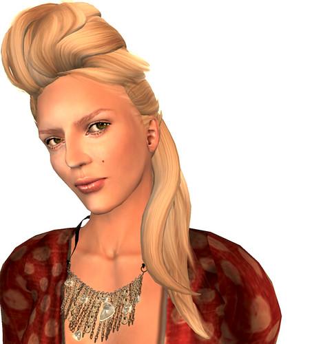 Still blonde