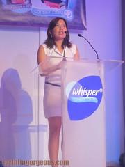 Jan Jizelle Ang Whisper Brand Manager