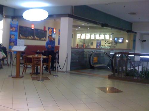 Second Cup cafe, Haymarket