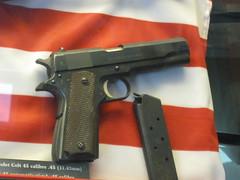 ww2 u.s. army handgun