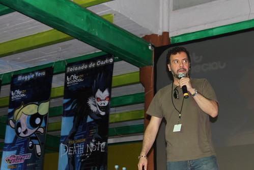 René García en la TNT