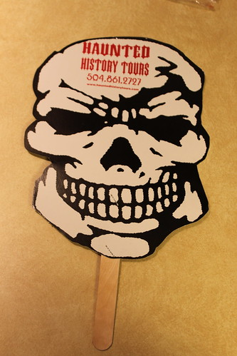 Haunted History Tour Fan