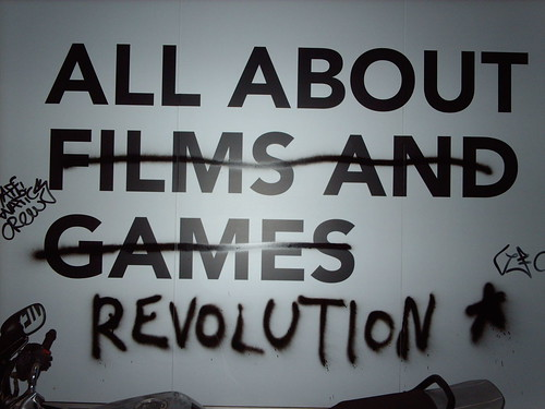 ALL ABOUT FILMS AND GAMES