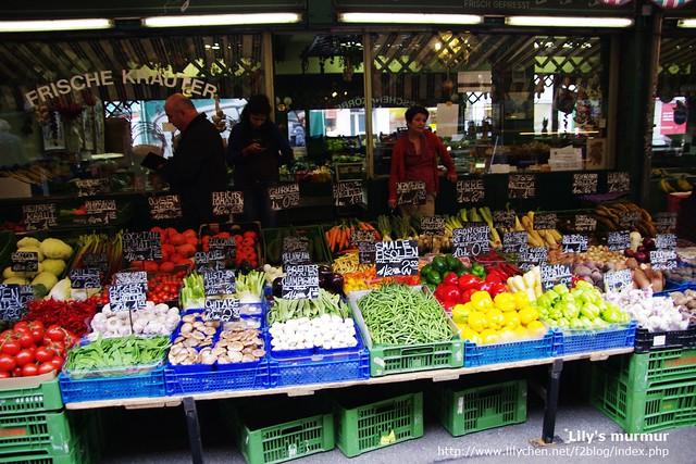 中央市場 (Naschmarkt)