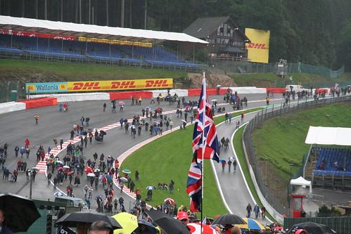 Spa 2010 F1