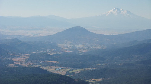 Mt. Shasta (from Mt. Ashland)