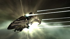 EVE-Online: Legion Strategic Cruiser