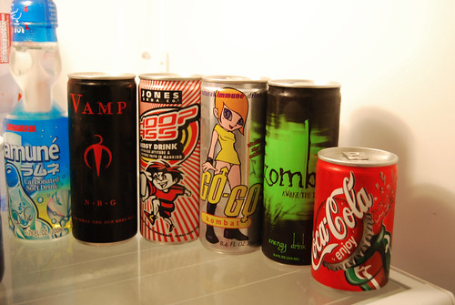 Collector cans