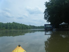 Finding the Right Path on Saluda Lake