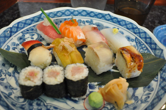 Zushi selection