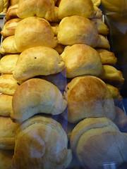 Empanada, die Goettin der Teigtaschen