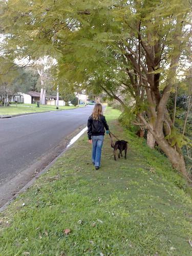 Caitlin and Clara
