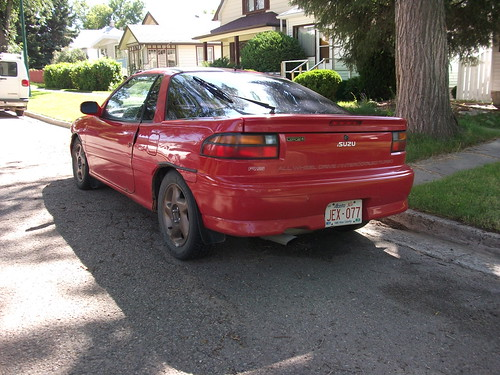 1991 Isuzu Impulse RS Turbo
