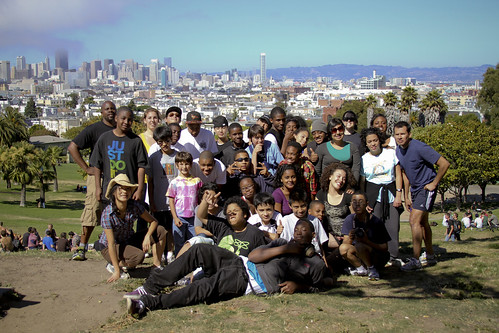 BAYCAT In Dolores Park 2010