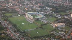 Jan Breydel stadion en oefenvelden