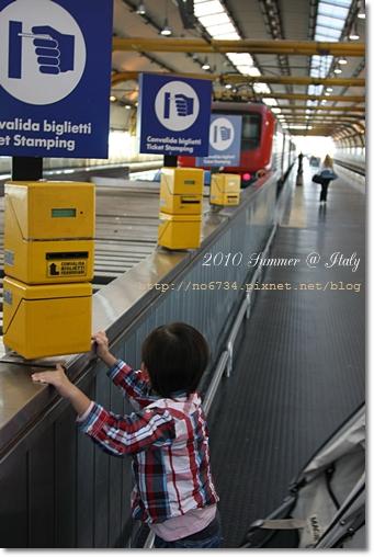 【2010 Italy】愛火車的孩子‧在義大利搭歐洲之星 @ 三十四號 ‧ 想寫就寫 :: 痞客邦