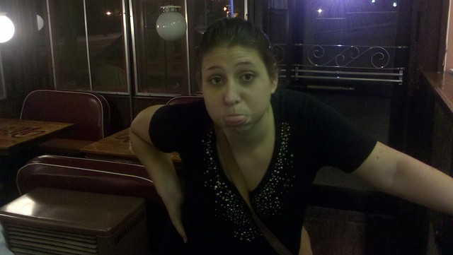 the face of rejection at woody's