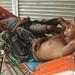 I am set for the day - Chawri Bazar to Jama Masjid