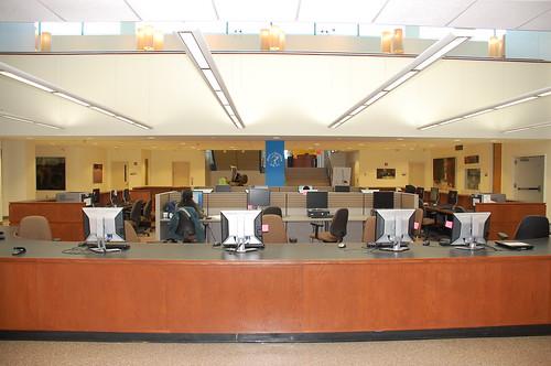 Reference computing area