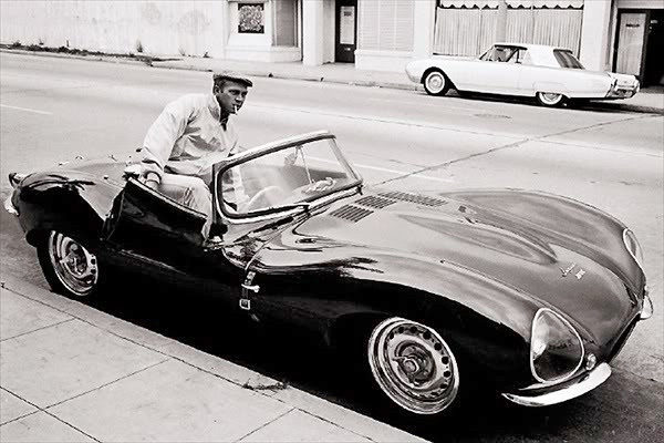 Jaguar Steve McQueen
