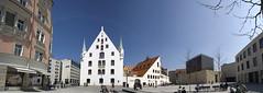 Panorama - St. Jakobs Platz