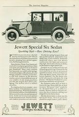 1923 Jewett Special Six Sedan