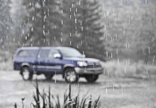 August rains