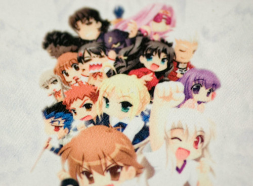 Fate Stay Night Netbook Case