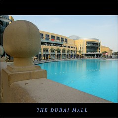 The Dubai Mall : United Arab Emirates : The la...