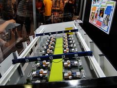 靜岡工廠四色成形機