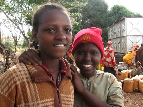 Kids in Karare