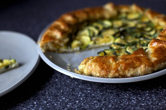 Zucchini Pizza Smitten Kitchen