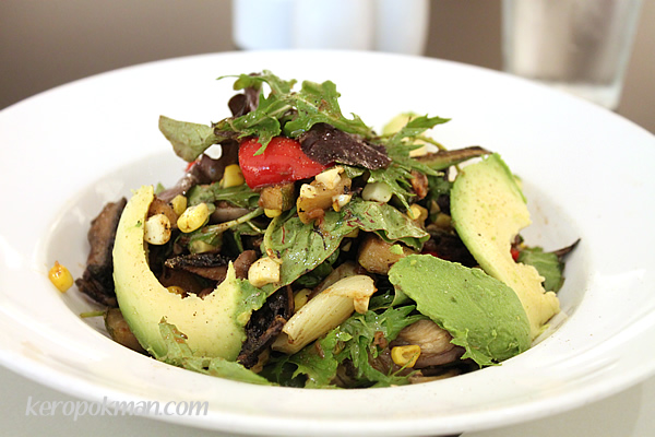 Chopped Grilled Vegetable Salad