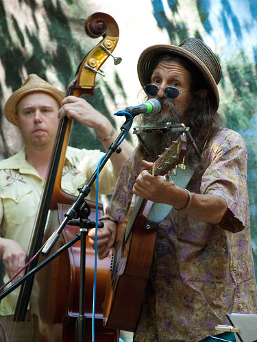 Brian Cutean at Shady Grove