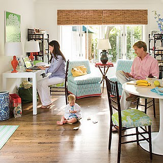 Megan Young Pinehurst home Southern Living