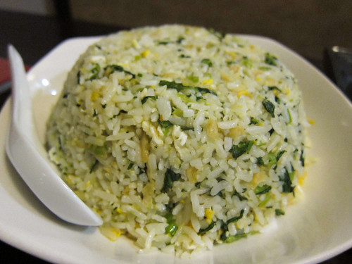Vegetable Fried Rice in Mien San