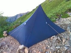 "Locus Gear Khufu Sil Shelter • <a style=""font-size:0.8em;"" href=""http://www.flickr.com/photos/40286809@N02/4875492711/"" target=""_blank"">View on Flickr</a>"