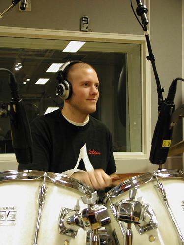 SR P4 Halland studioinspelning 2002