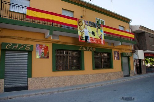 Bar Luján, Fuentealbilla