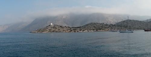 Mer Egée 2010 Symi - Monastère de Panormitis (2)