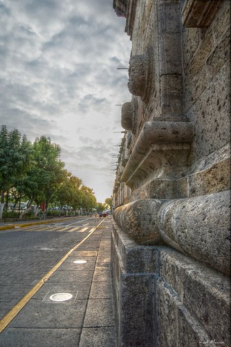 Fachada en Calle Morelos