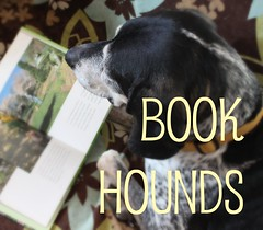 book hounds logo by Rachel Tayse, on Flickr