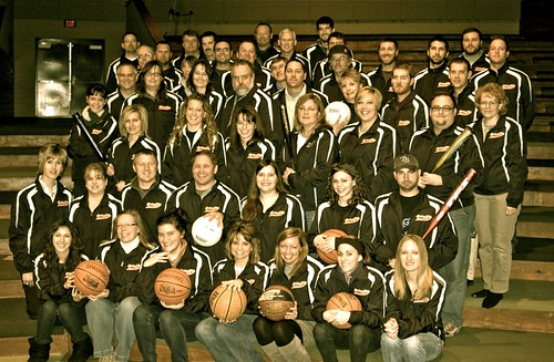 The whole SpringHill Staff- January 2011