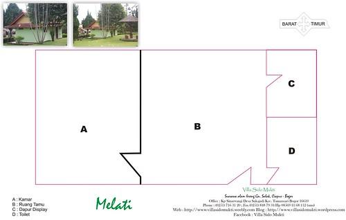 Landscape rumah melati