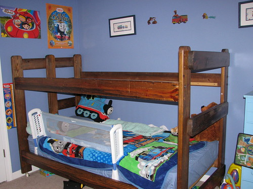 Nate's Big Boy Bed