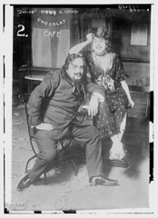 """Julien"" Farrar and Caruso -- in Cho..."