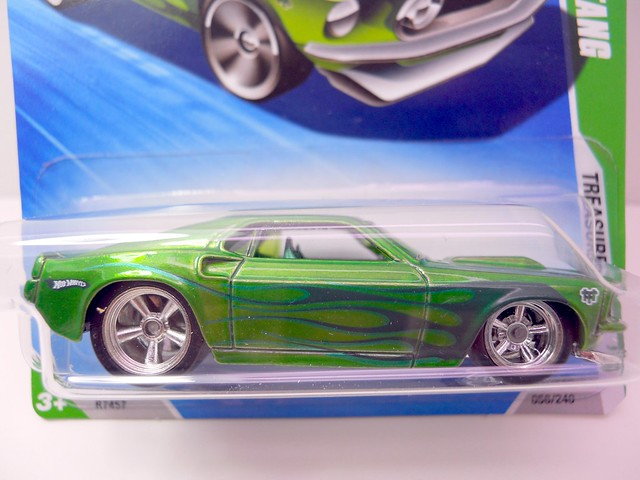 hw 2010 treasure hunt super and regular '69 ford mustang (5)
